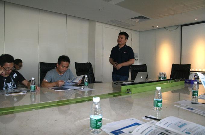 参与超融合、虚拟化、企业级无线、可视化安全等课程培训