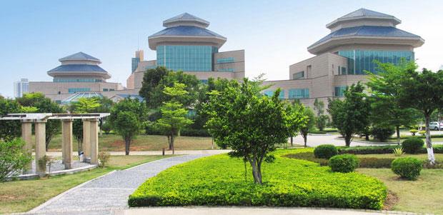 珠海市图书馆VPN项目